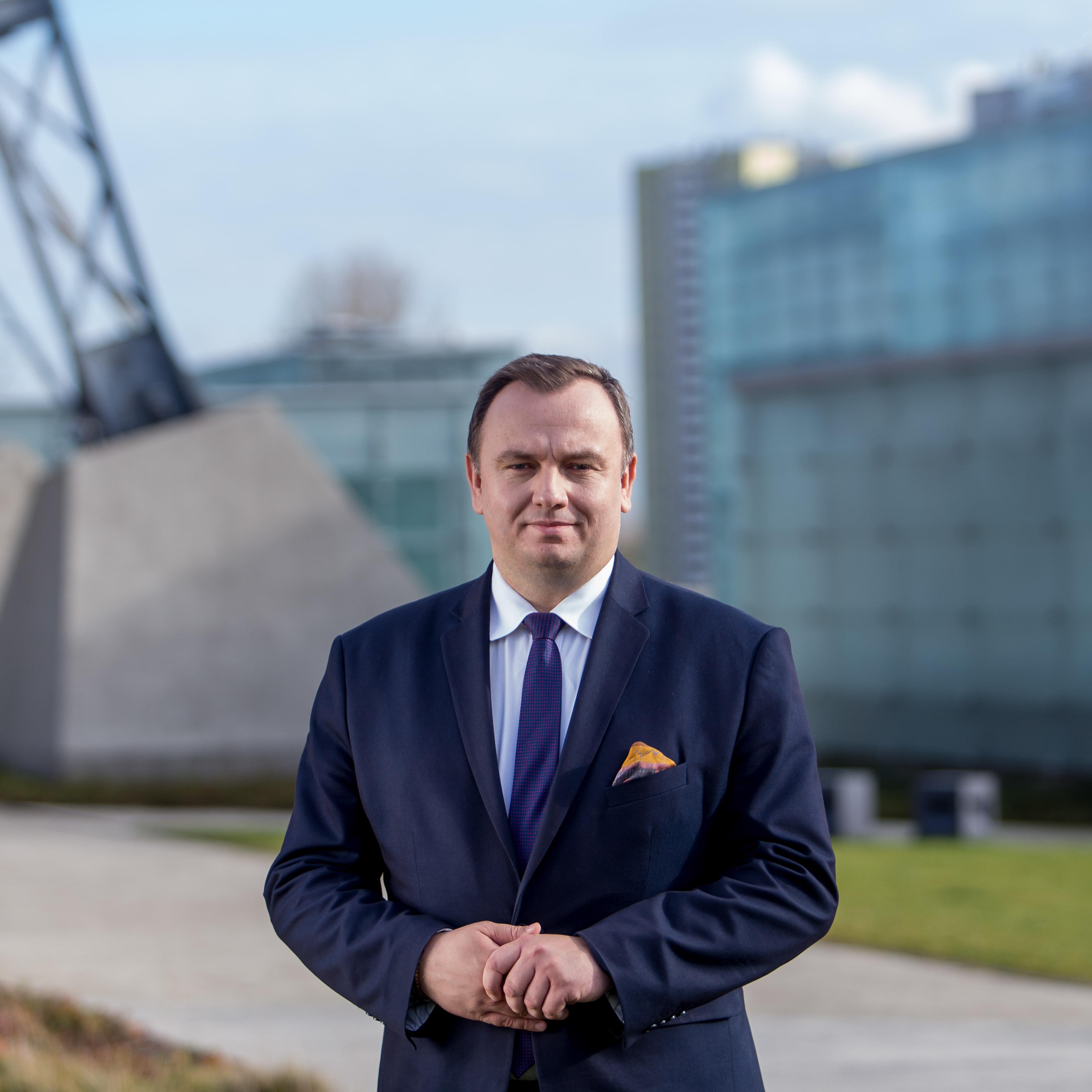 Marszałek Województwa Śląskiego - Jakub Chełstowski