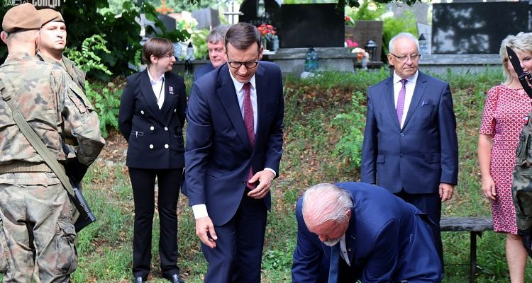 Tajna misja premiera. Mateusz Morawiecki przyjechał do Rybnika • www.rybnik.com.pl
