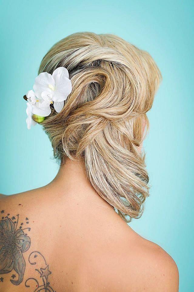 Fryzura Dla Panny Młodej Jakie Trendy Perfekcyjny ślub