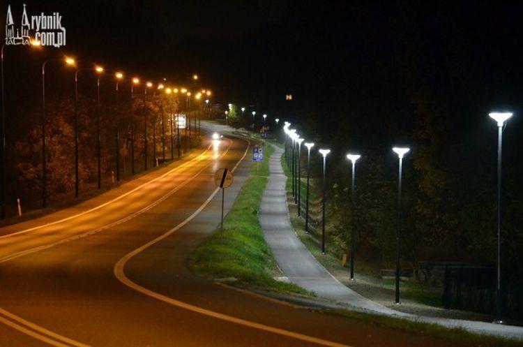 Kolejne Ulice W Rybniku Doczekają Się Oświetlenia Led Www