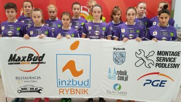 Futsal: juniorki TS ROW Rybnik szóste w MP U-16