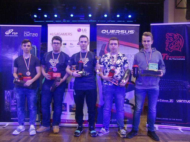 Podsumowanie SUPER GAME e-sport w Rybniku, Materiały prasowe