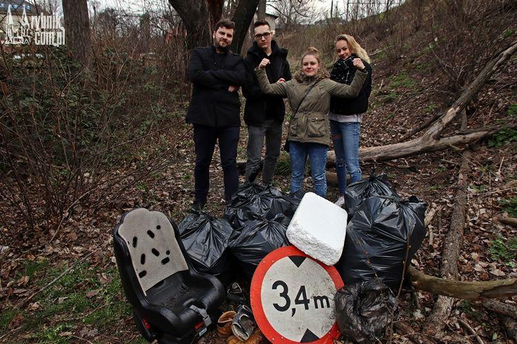Rybnik.com.pl po Trash Challenge. Wyzywamy Was!