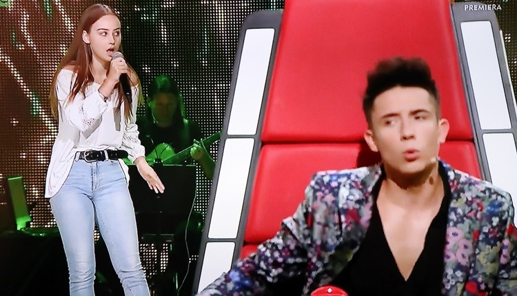 The Voice Kids: Zuza z Rybnika dała czadu!, The Voice Kids