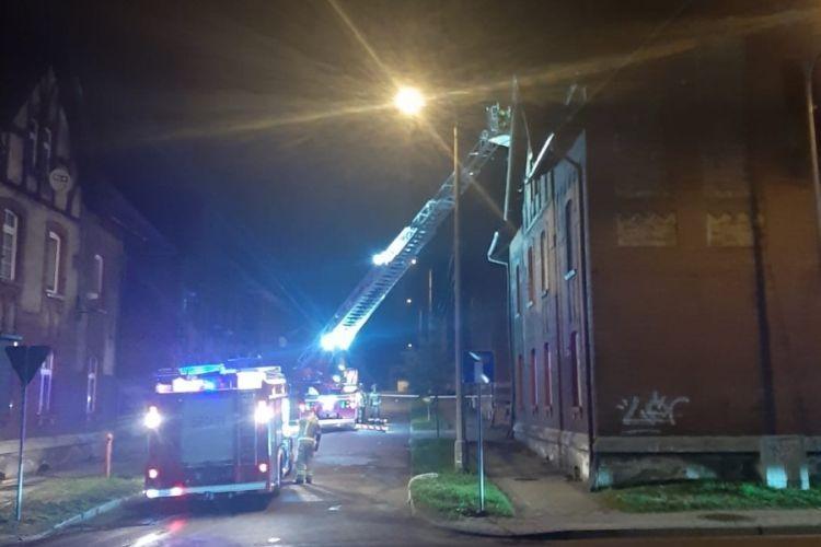 Pożar familoka w Czerwionce: kiedy lokatorzy wrócą do mieszkań?