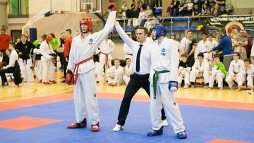 Taekwon-do: Dominik Henzel najlepszy w el. do MP