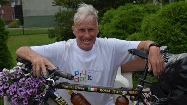 Przejechał na rowerze ponad 250 tys. kilometrów! Niesamowita historia 80-letniego podróżnika