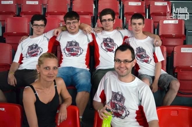 Amazin Team odpoczywa przed meczem