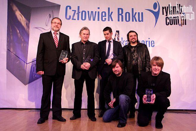 Oto laureaci Konkursu Człowiek Roku Rybnik.com.pl 2012