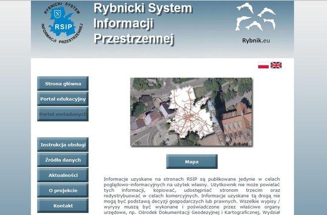Rybnicki System Informacji Przestrzennej