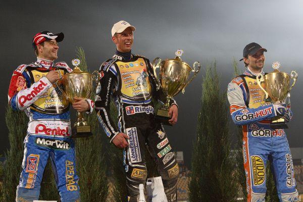 Andreas Jonsson został pierwszym zwycięzcą turnieju pamięci Łukasza Romanka w 2007 roku