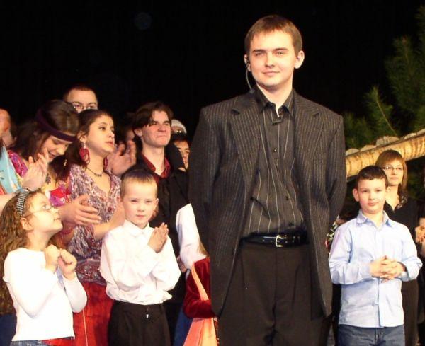 """Piotr Kotas - autor utworu """"Kielich Przymierza"""""""