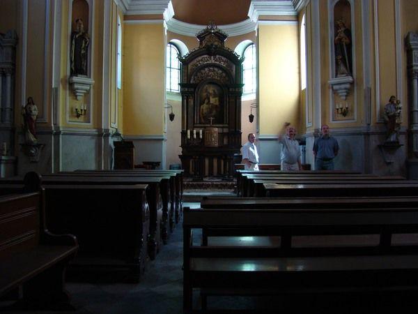 Czy w kaplicy św. Juliusza odbywać się będą msze przesoborowe?