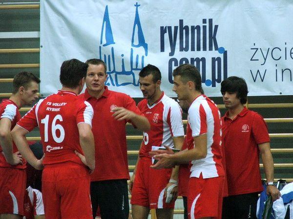 Na ławce trenerskiej TS Volley ponownie zobaczymy Wojciecha Kasperskiego