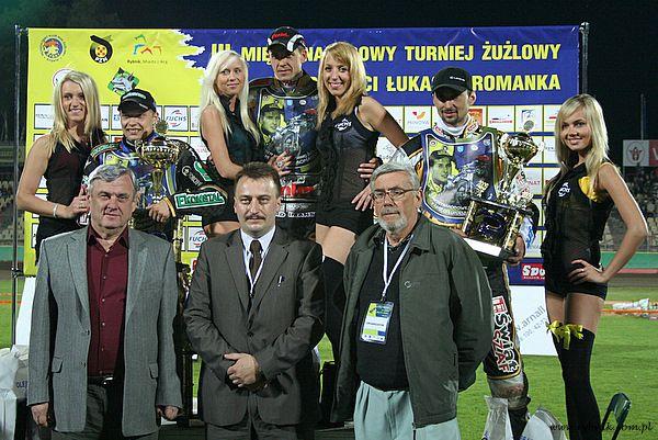Rok temu w turnieju pamięci Łukasza Romanka wygrał Piotr Protasiewicz