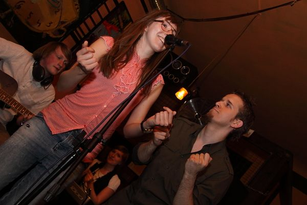 Aneta Maciaszczyk - wokalistka zespołu Dash.
