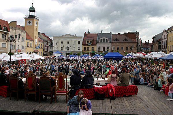 Każdego roku Dni Rybnika cieszą się dużą popularnością wśród mieszkańców naszego miasta