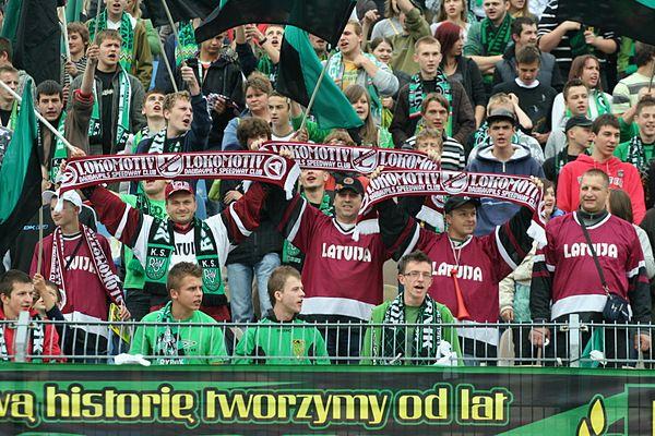 W pierwszym meczu sezonu być może znów zobaczymy w Rybniku kibiców z odległego Daugavpils