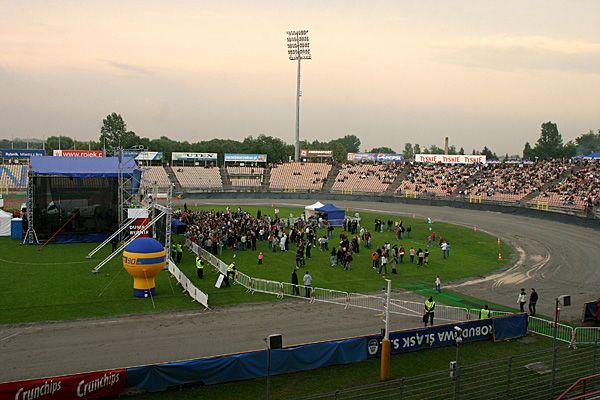 Dotychczas koncerty na stadionie w Rybniku odbywały się tylko podczas Nocy Świętojańskiej. Michał Stencel chce, by to się zmieniło.