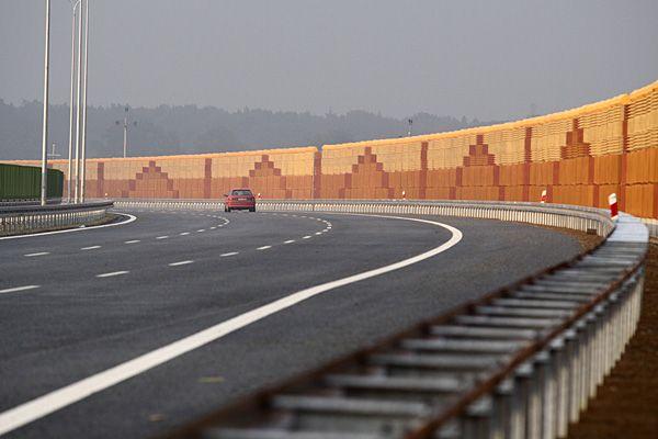 Autostrada A1 będzie płatna? Minister zapowiada walkę, archiwum
