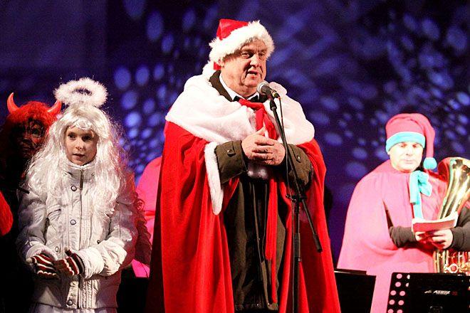 Czy również w tym roku Adam Fudali wystąpi w roli św. Mikołaja?