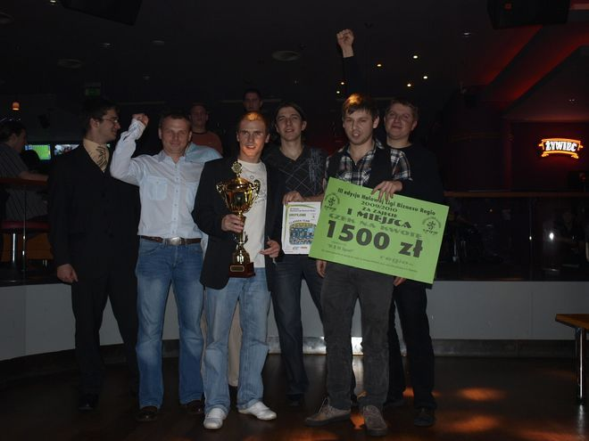 Mistrz III edycji HLB Regio - Classen Team