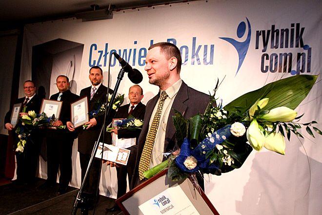 Grzegorz Goik - Człowiek Roku 2009