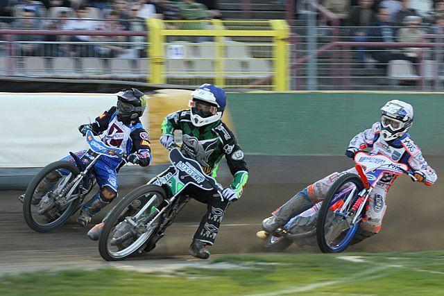 Na torze w Rybniku RKM ROW pokonał Lokomotiv 49:41. W Daugavpils górą byli Łotysze