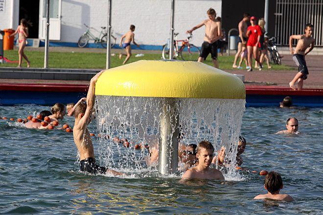 ''Ruda'' wymaga remontu - wiedzą to wszyscy odwiedzający to popularne kąpielisko