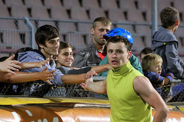 Ukrainiec Andriej Karpov będzie miał w rybnickiej drużynie kolegę ze swojego kraju