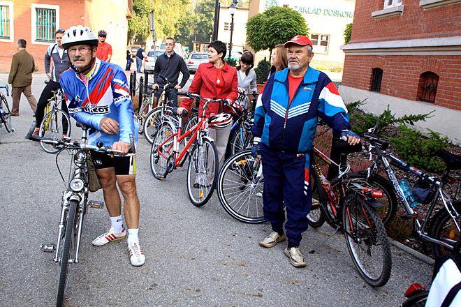 Wszystkie osoby pełnoletnie będą miały możliwość wypożyczenia roweru.