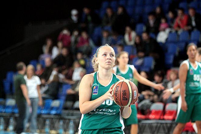 W Krakowie Natalia Przekop zdobyła 3 punkty.