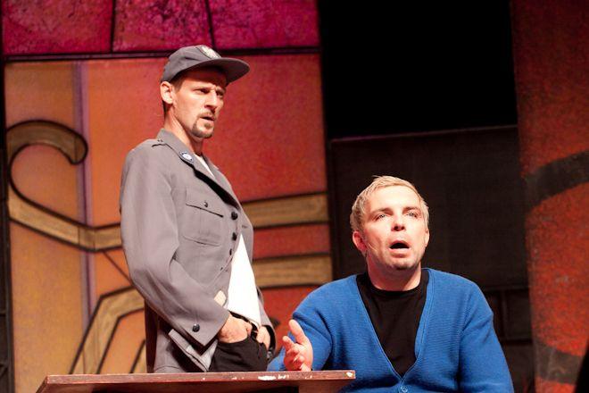 Kabaret Ani Mru Mru wygrał tegorocznego Ryjka.