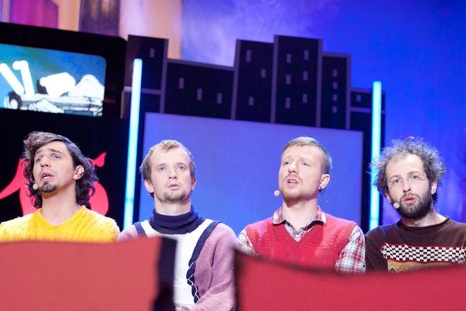 Kabaret Łowcy.B zagra w czwartek w siatkówkę.