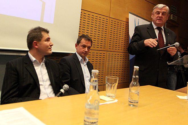 29 listopada udział w debacie wezmą tylko Marek Krząkała i Adam Fudali.