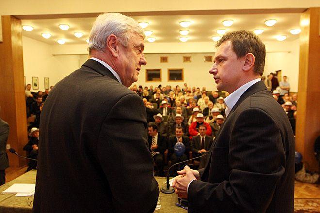 O fotel prezydenta Rybnika walczą Adam Fudali i Marek Krząkała