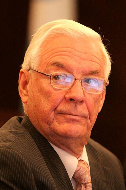 Najstarszy radny Andrzej Oświecimski