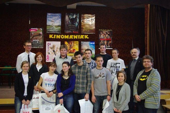 Laureaci 5. edycji ''Kinomaniaka''