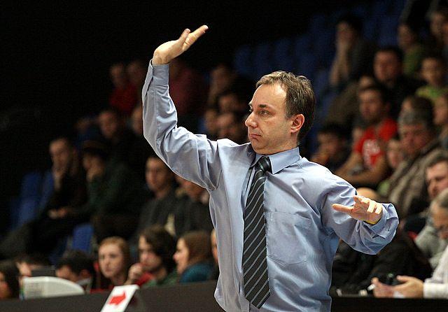 Do tej pory trener Mirosław Orczyk bardziej był kojarzony z żeńską koszykówką