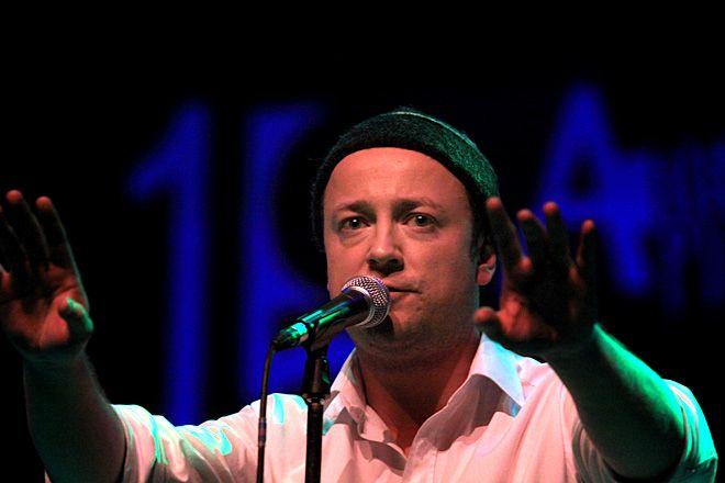Czesław Mozil wystąpił w Rybniku podczas koncertu galowego 15. Ogólnopolskiego Festwalu Piosenki Artystycznej