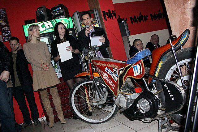 Jedna z poprzednich akcji charytatywnych dla Kamila Cieślara odbyła się w pubie Vinyl