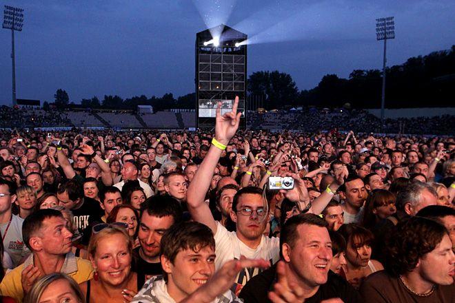To kolejny wielki koncert w Rybniku, na który zapewne przybędą fani Guns N' Roses z całej Polski.