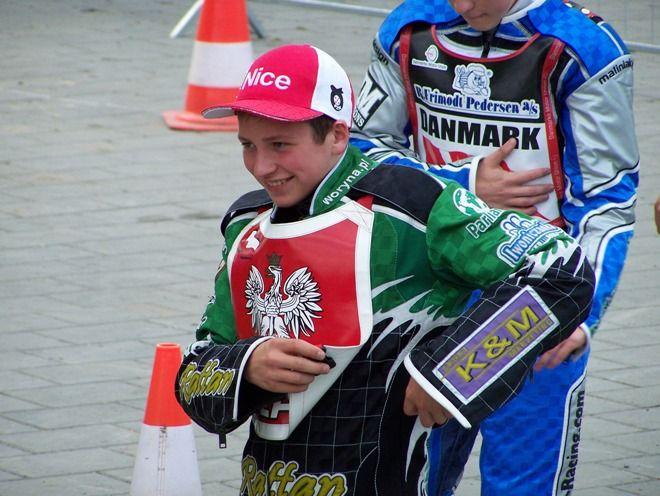 Kacper Woryna to jedyny reprezentant Polski, który będzie walczył w finale IMŚ