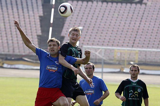 We wrześniu 2011 roku w pierwszym meczu ROW-u z Calisią w Rybniku padł remis 2:2