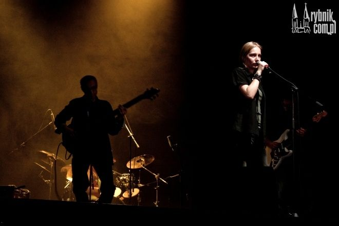 The Blues Experience podczas koncertu w Boguszowicach