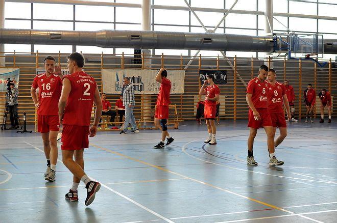 W kolejnym meczu w hali ''Ekonomika'' TS Volley podejmie gości z Raciborza