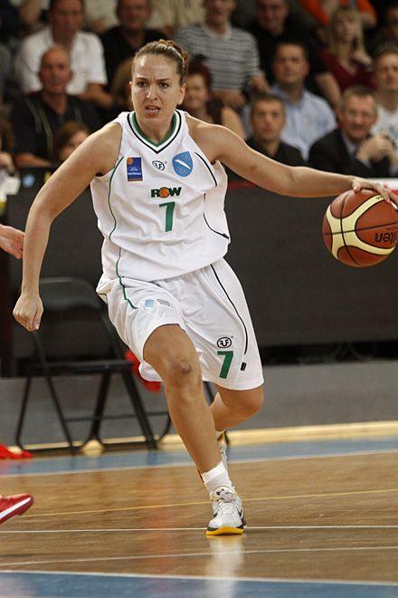 W meczu z Gorzowem Katarzyna Suknarowska zdobyła 10 punktów