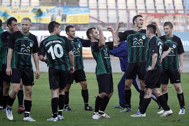 Piłkarze ROW-u odnieśli czwarte zwycięstwo w tym sezonie