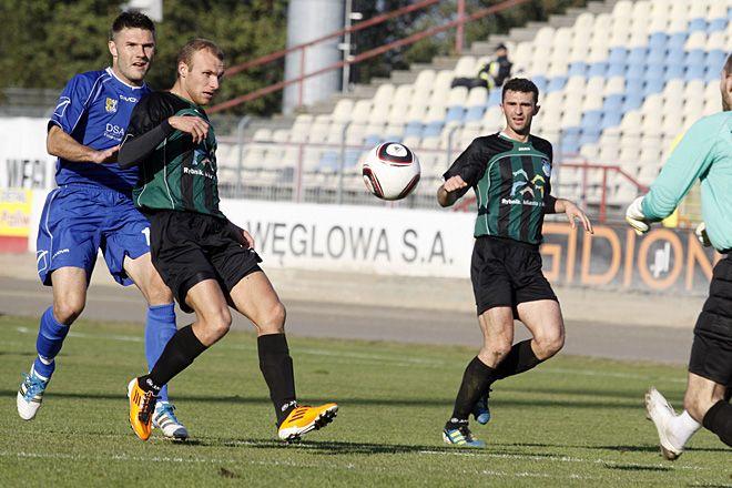 Komisja licencyjna II ligi zwraca uwagę na rozmiary boiska, na którym swoje mecze rozgrywa Energetyk ROW Rybnik