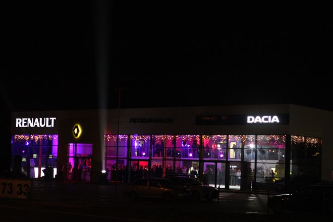 Nowy salon Renault i Dacii powstał przy ulicy Obwiedniej Południowej